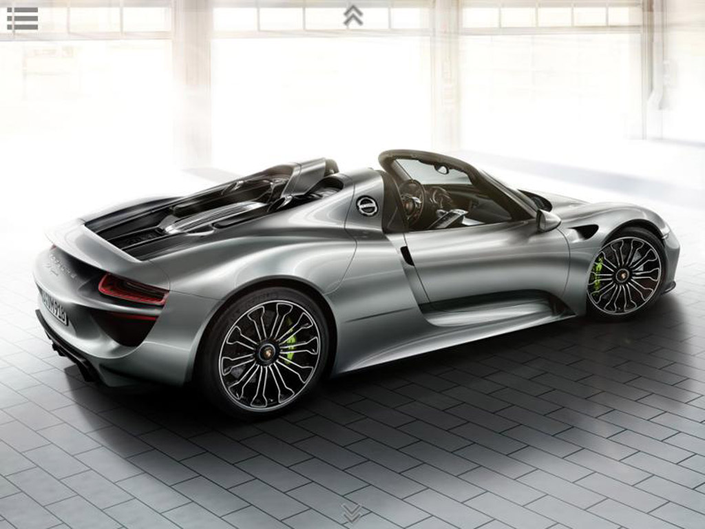 porsche 918 spyder specs and interior revealed in leaked. Black Bedroom Furniture Sets. Home Design Ideas