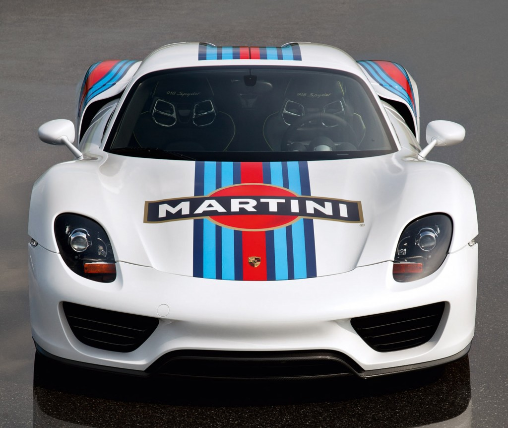 porsche and martini reignite motorsport partnership in 2013. Black Bedroom Furniture Sets. Home Design Ideas