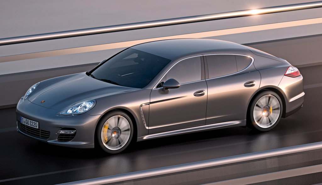 2012 Porsche Panamera Review Ratings Specs Prices And