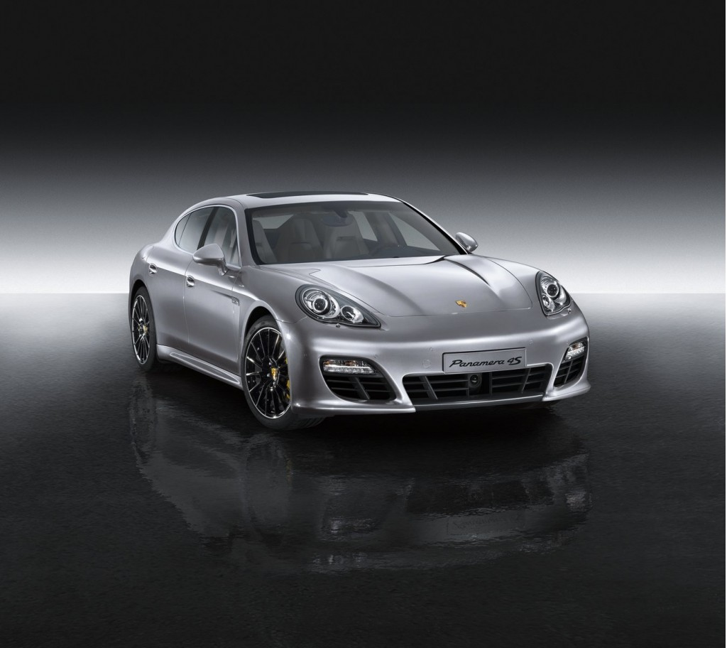 Porsche Panamera Sport Design Package, Powerkit, And Sport