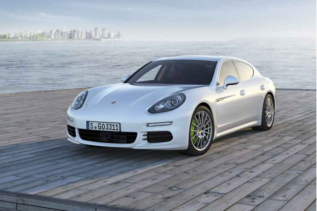 2014 Porsche Panamera: Plug-In And Long-Wheelbase Models ...