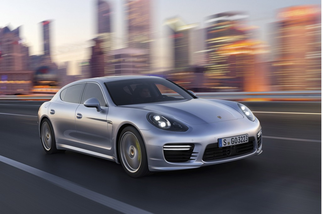 2014 porsche panamera plug in and long wheelbase models join the fold. Black Bedroom Furniture Sets. Home Design Ideas