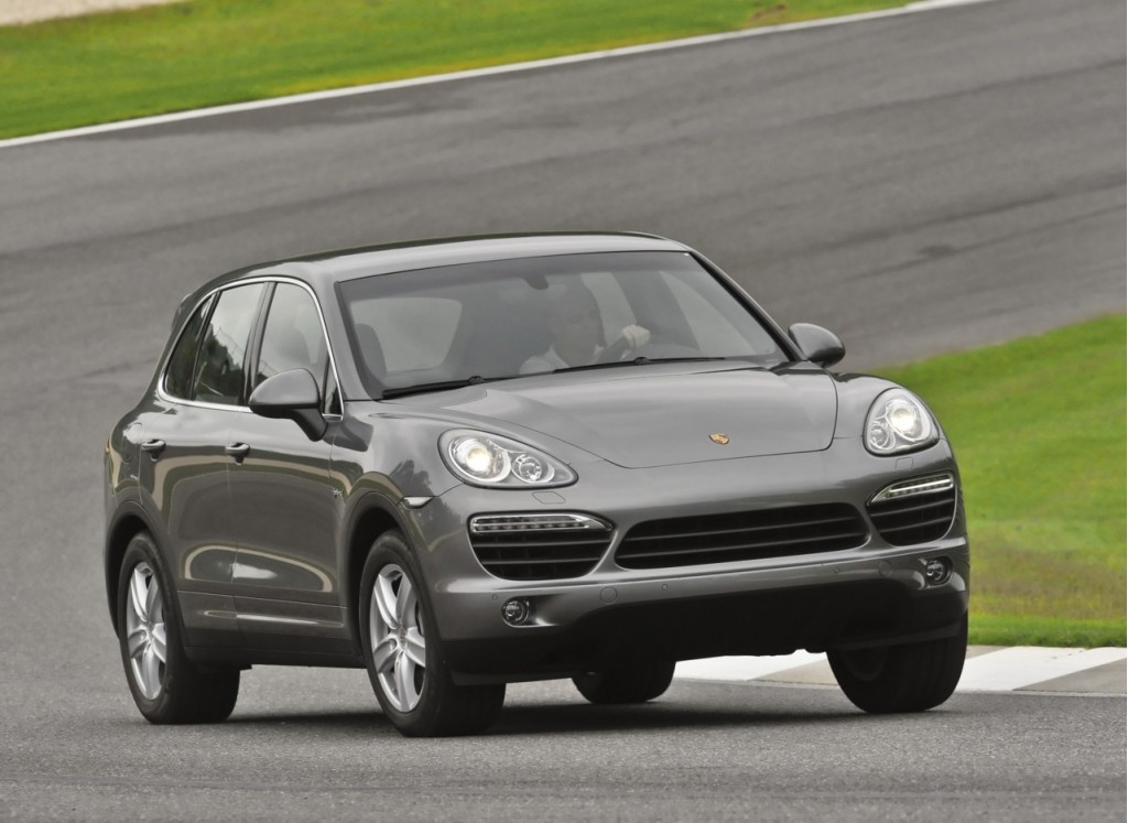 2011 porsche cayenne s hybrid eligible for 1 800 federal. Black Bedroom Furniture Sets. Home Design Ideas