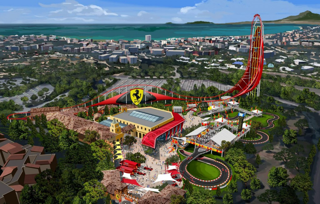 new theme park confirmed for spain