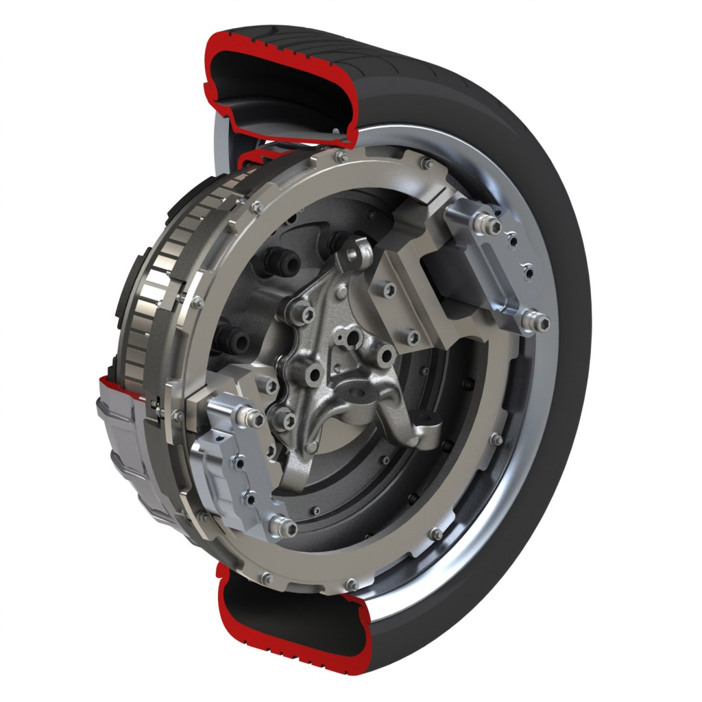 Protean Launches Production In Wheel Electric Motor