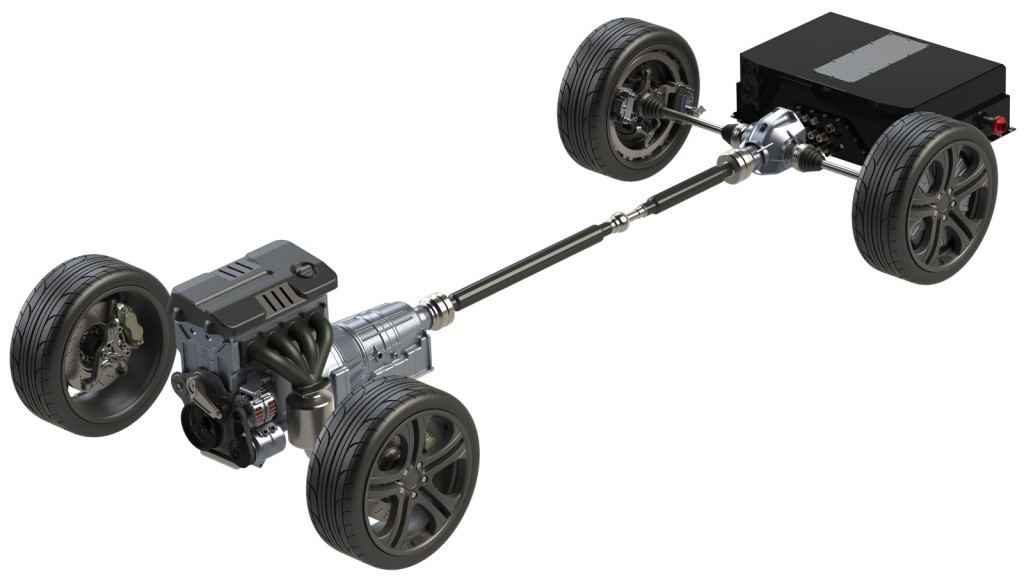 Electric Motor In Wheel Images