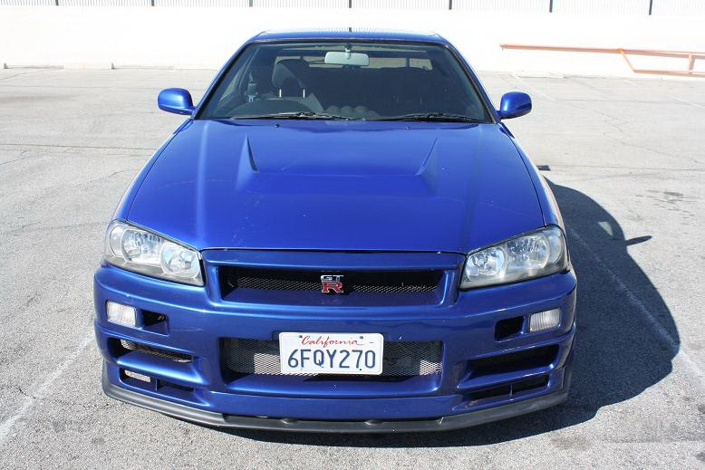 Fast And Furious Nissan Gt R Replica Sells On Ebay For 30k