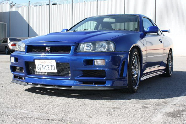 Fast And Furious Nissan GT-R Replica Sells On eBay For $30kFast And Furious Cars Skyline