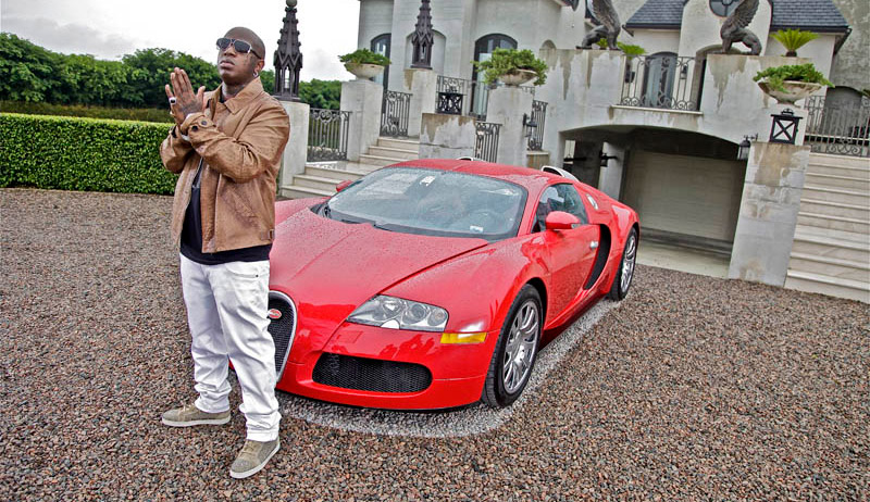 Image Rapper Birdman And His Red Bugatti Veyron Size 800 X 462 Type Gif Posted On June 22