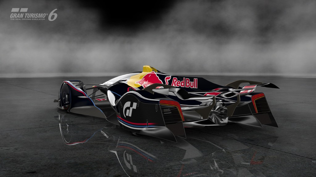 Image Red Bull Racing X2014 Fan Car For Gran Turismo 6