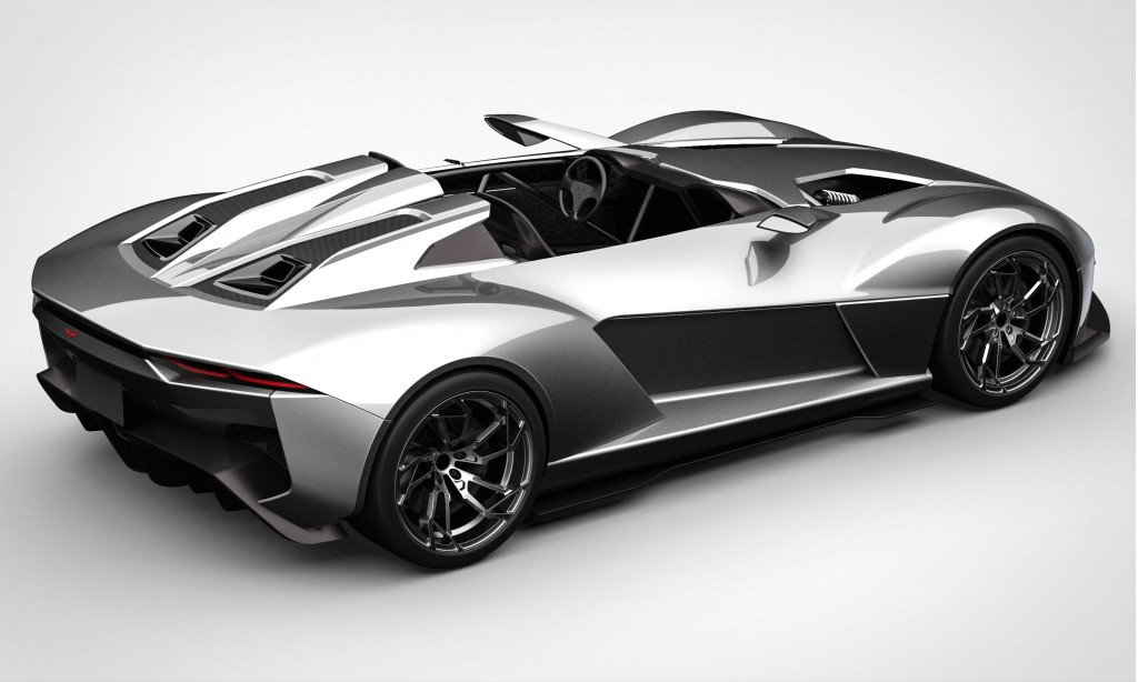 Rezvani Beast Debuts With Ariel Atom Lightness, Supercar Looks