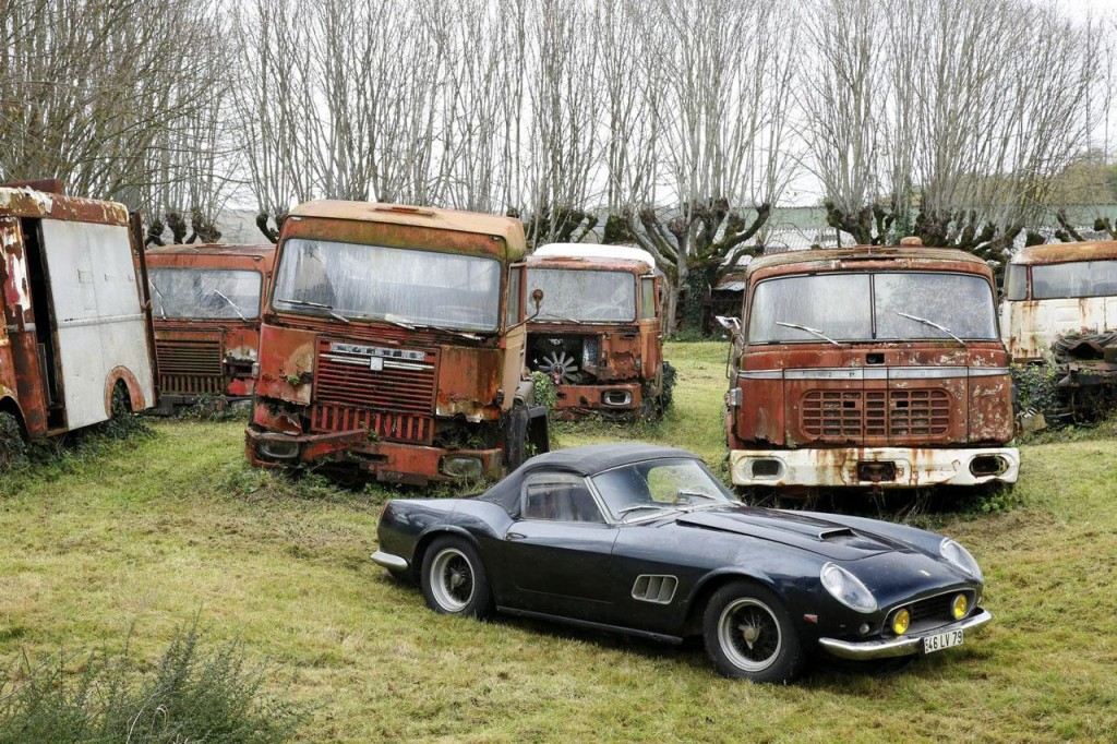 400 cars found in barn - Video Search Engine at Search.com