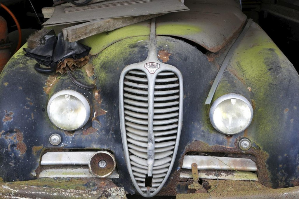 Image roger baillon collection barn find size 1024 x for Motor city barn finds