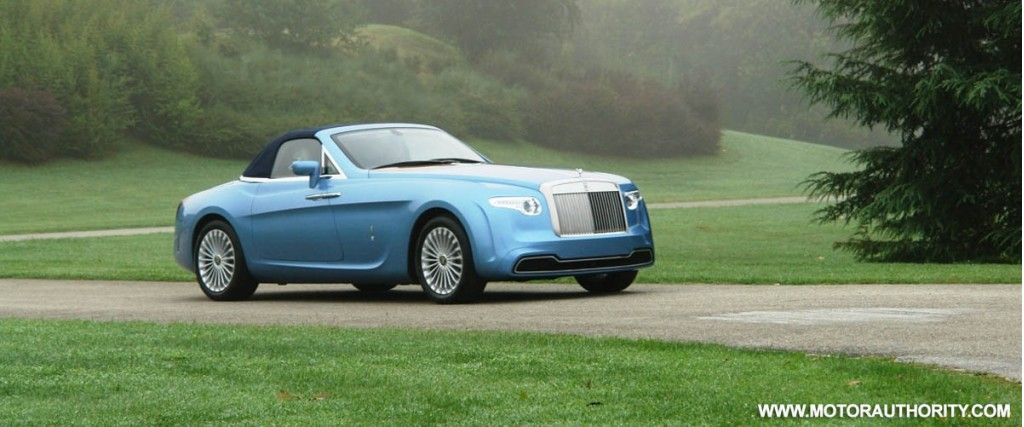 Price Dropped On Pininfarina Designed Hyperion Rolls Royce