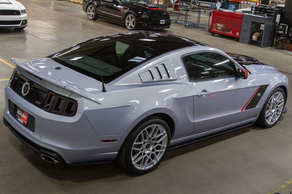 2013 Roush Mustang Stage 3