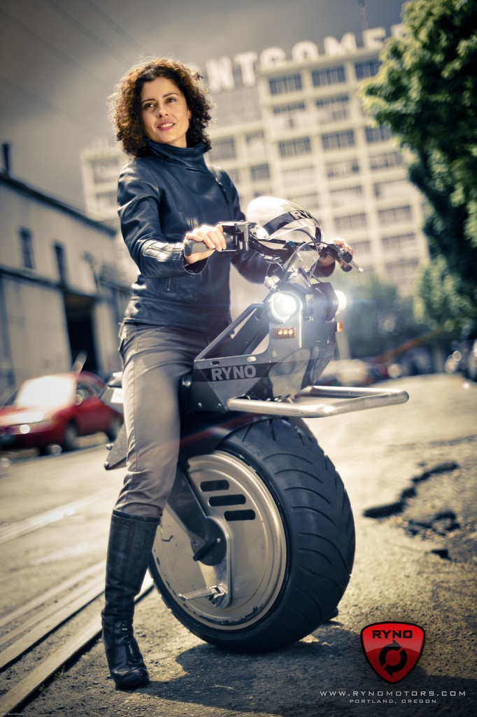 Two Wheels Good One Wheel Better Ryno Electric Unicycle