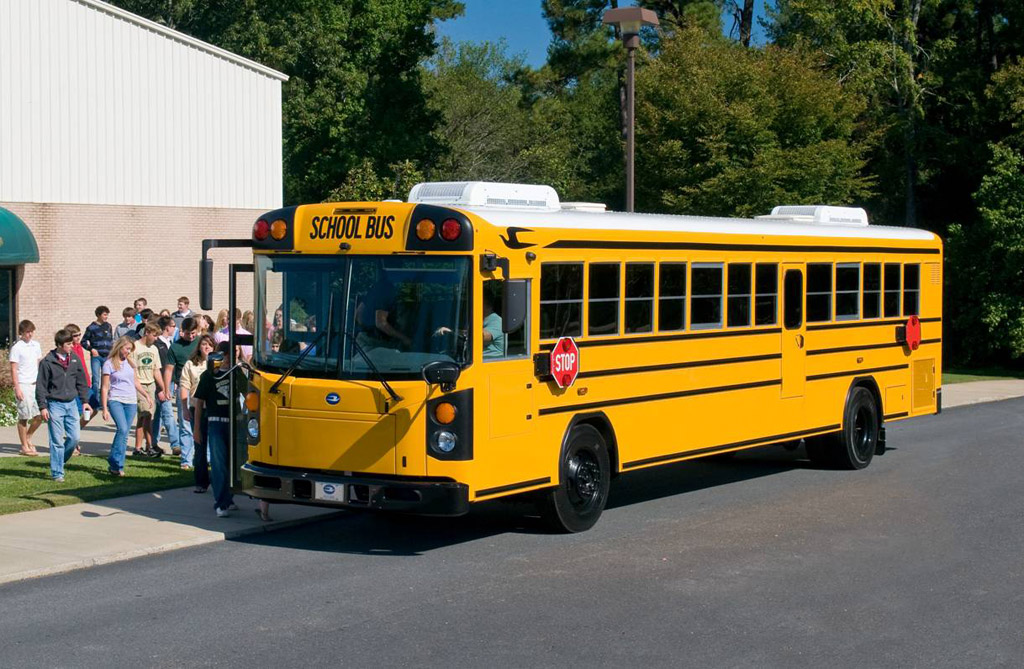 School Buses The Next Frontier For Traffic Cams