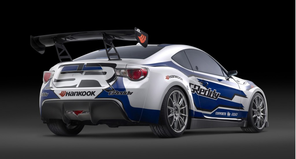 Greddy And Scion Racing Unveil Fr S Drift Car In Detroit