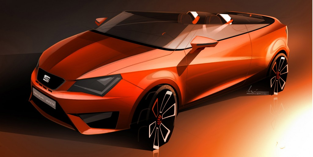 seat ibiza cupster concept confirmed for 2014 w rthersee tour. Black Bedroom Furniture Sets. Home Design Ideas