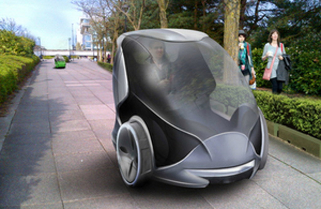 U K Promises To Have Autonomous Cars On The Road By 2017