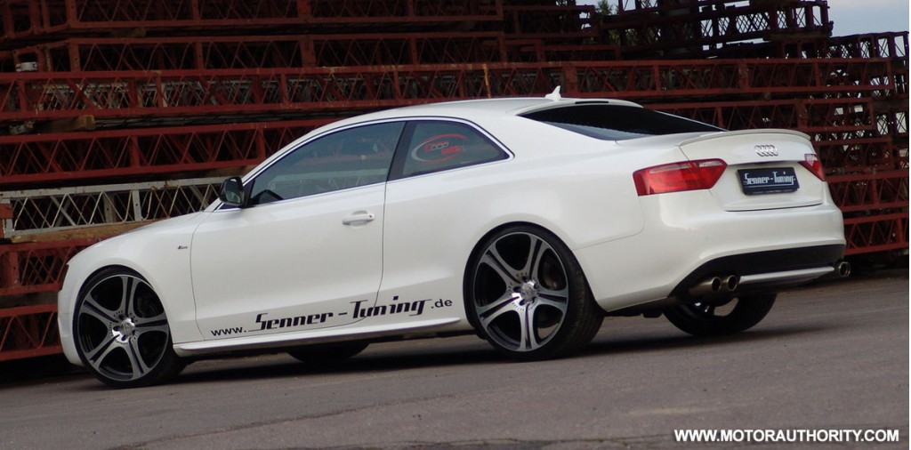 power and style with latest senner tuning audi a5 upgrade. Black Bedroom Furniture Sets. Home Design Ideas