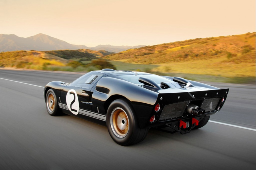 Update Shelby Distribution Commemorative Mkii Gt40