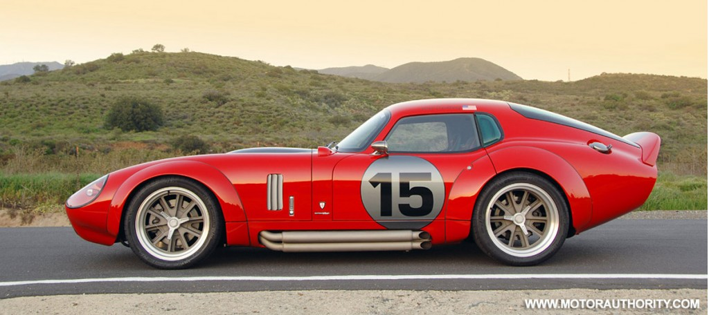 Shelby Daytona Kit Car Uk