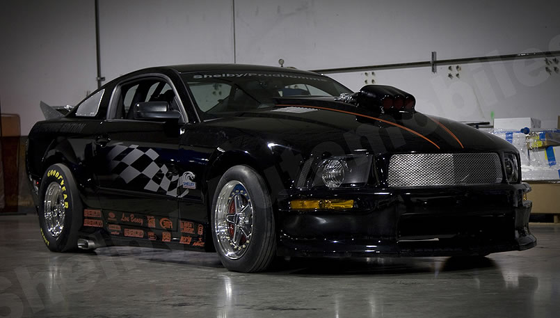 800 Horsepower Shelby Gt500 Super Snake Prudhomme Edition