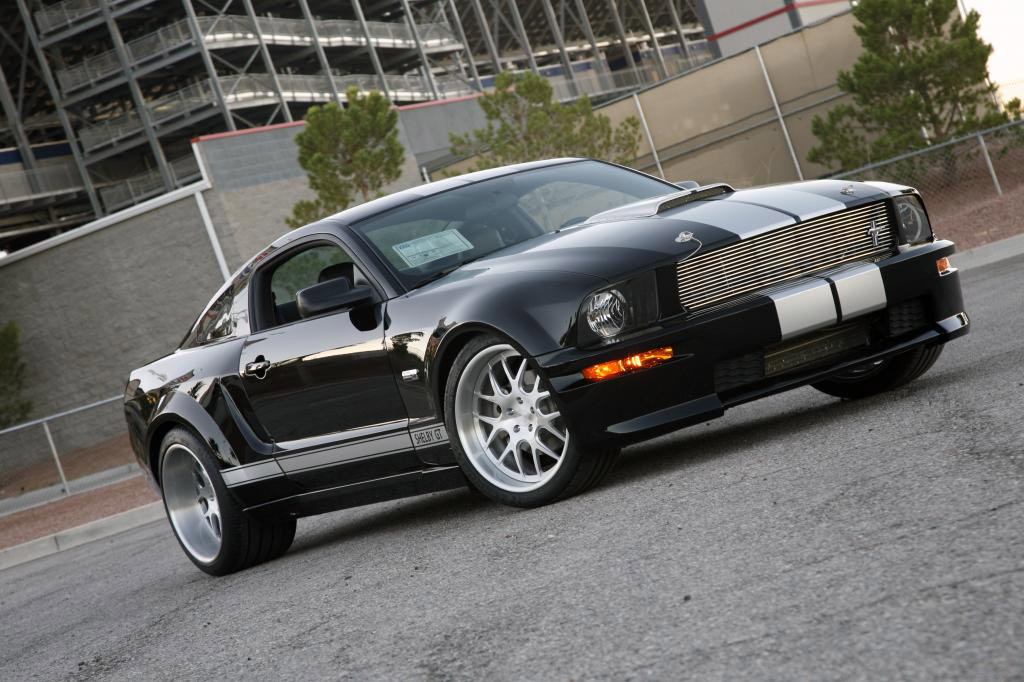 Shelby Releases Full Details For Mustang Wide Body Kit