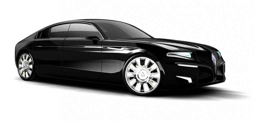 chreos luxury electric car 39 621 mile range 39 supposedly. Black Bedroom Furniture Sets. Home Design Ideas