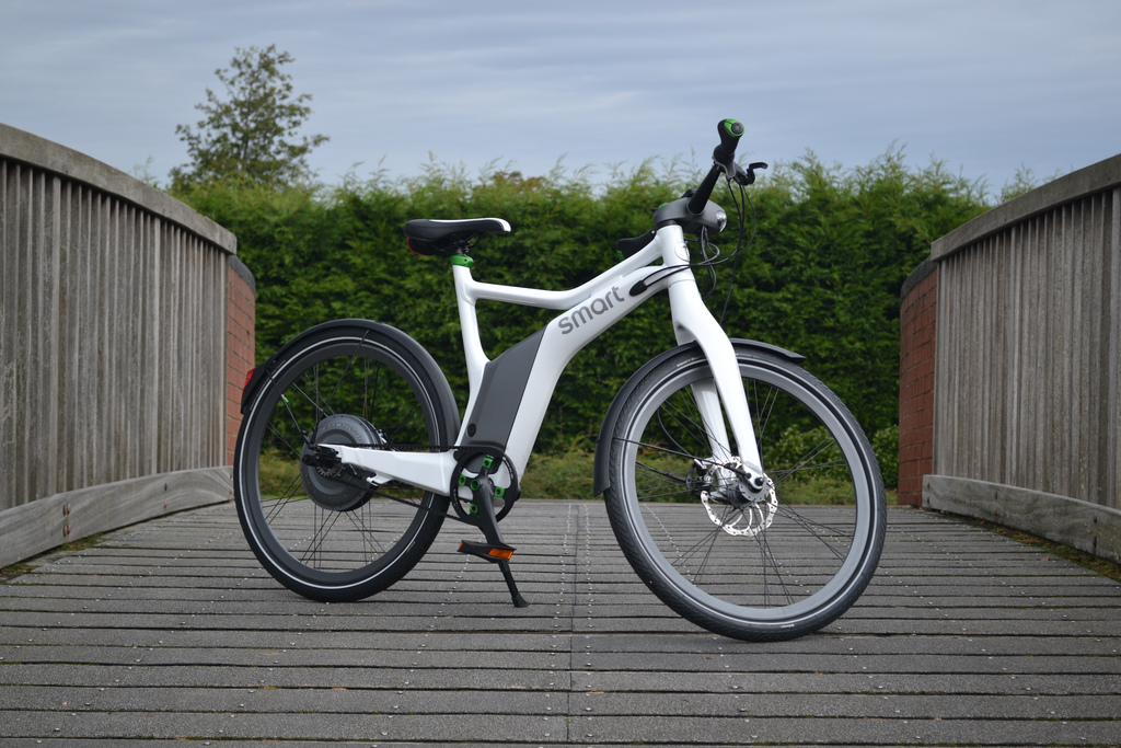 Smart ebike ride electric bike the best vehicle smart makes for Is a bicycle considered a motor vehicle