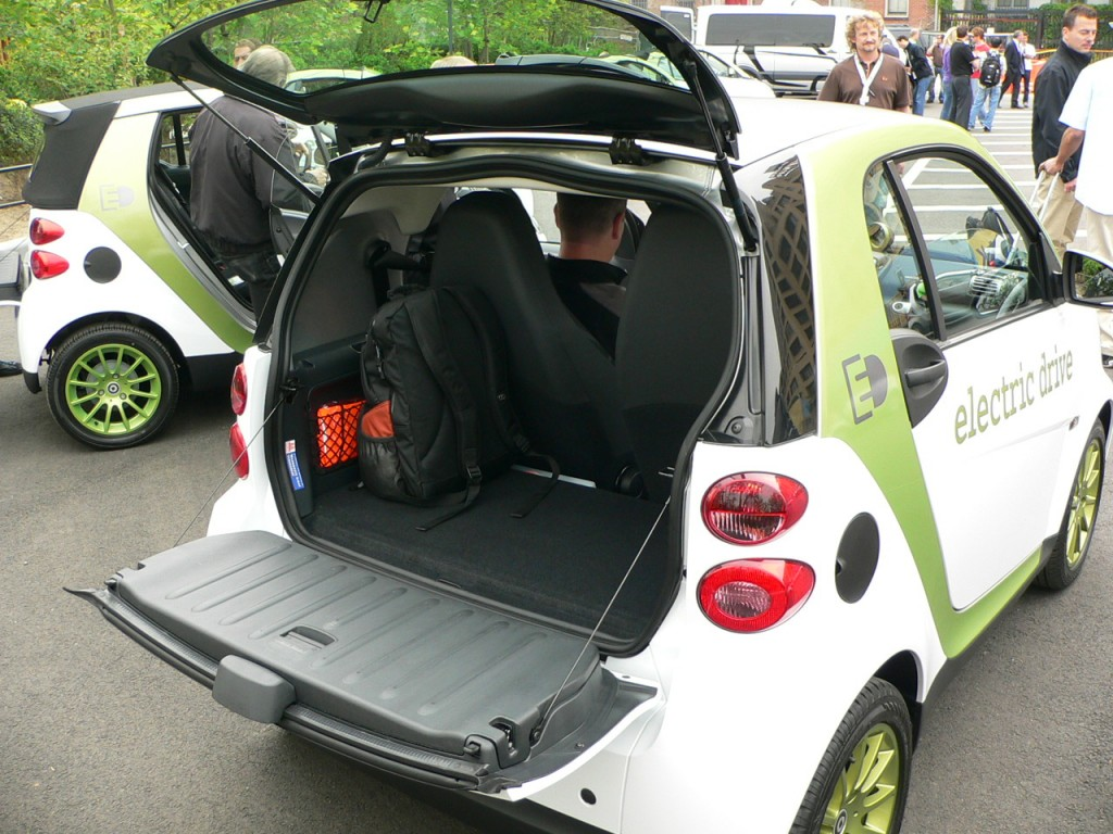 Want An Electric Car? Be Quick, Get Smart With ForTwo EV