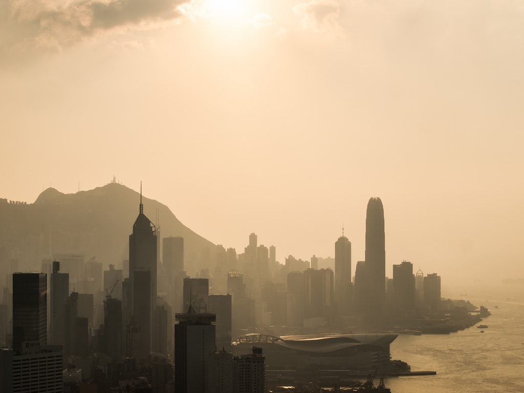 Image Smog In Hong Kong Image By Flickr User Inkelv1122 Size 1024 X 768 Type Gif Posted
