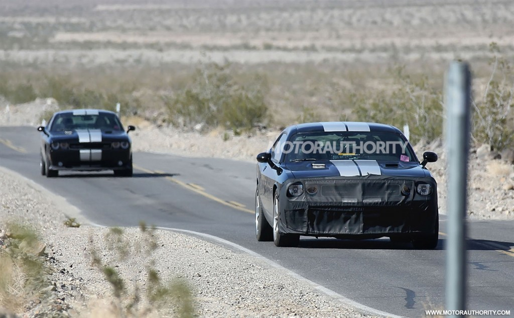 2015 Dodge Barracuda Spy Shot.html | Autos Weblog