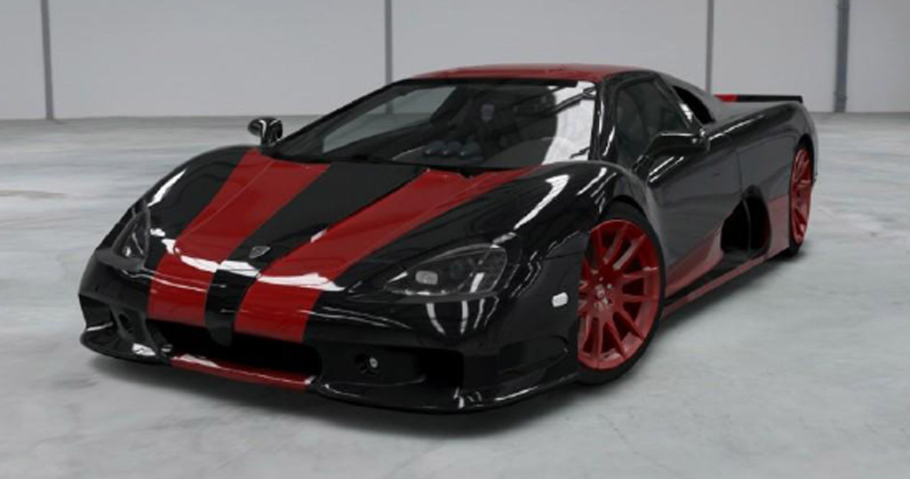 Final Ssc Ultimate Aero Enters Production