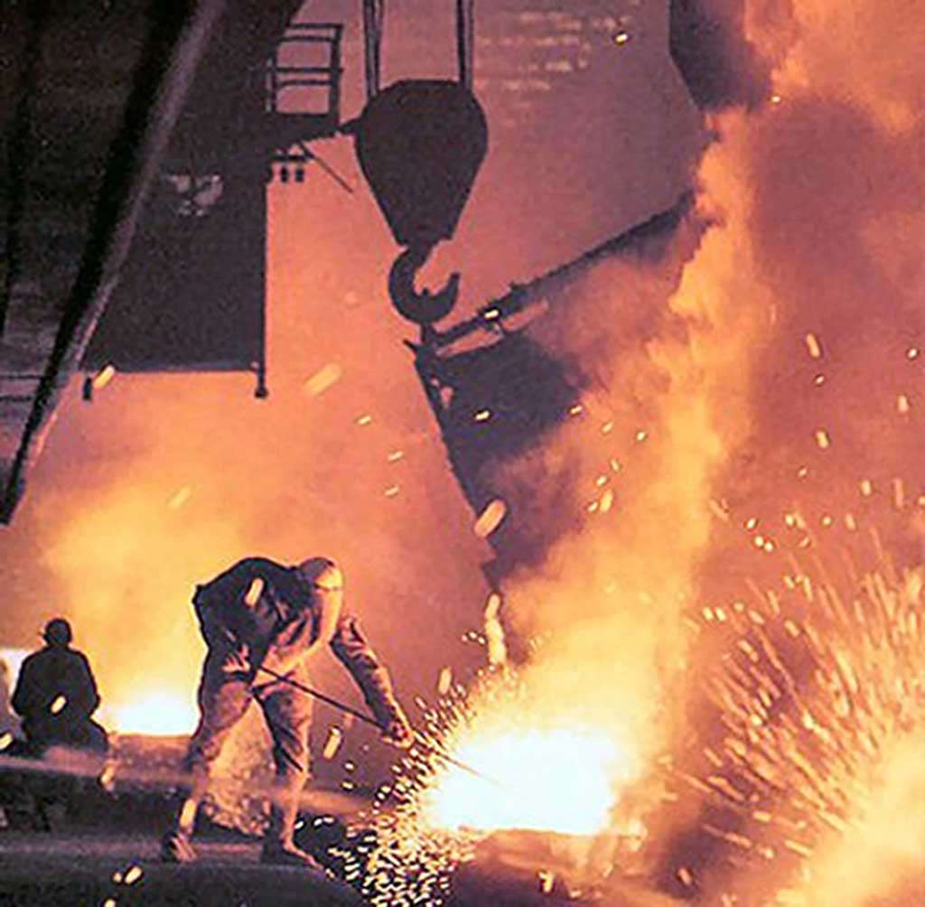 Image: Steel Mill, size: 1024 x 1004, type: gif, posted on: December 29, 2008, 5:22 am - The Car ...
