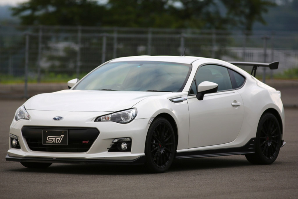 subaru brz ts concept isn t the brz sti we were all hoping for. Black Bedroom Furniture Sets. Home Design Ideas