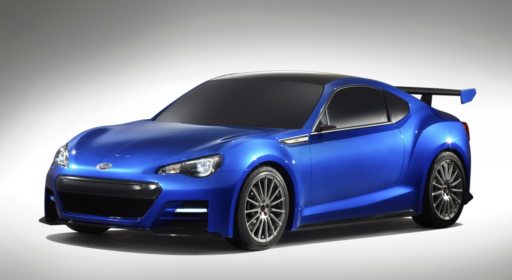 turbocharged subaru brz in the works report. Black Bedroom Furniture Sets. Home Design Ideas