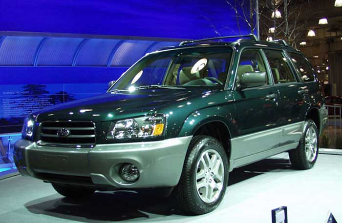 2006 subaru forester xt test drive and new car review html autos weblog. Black Bedroom Furniture Sets. Home Design Ideas
