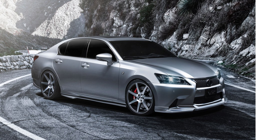 Lexus Bringing Supercharged Gs 350 F Sport To Sema Show
