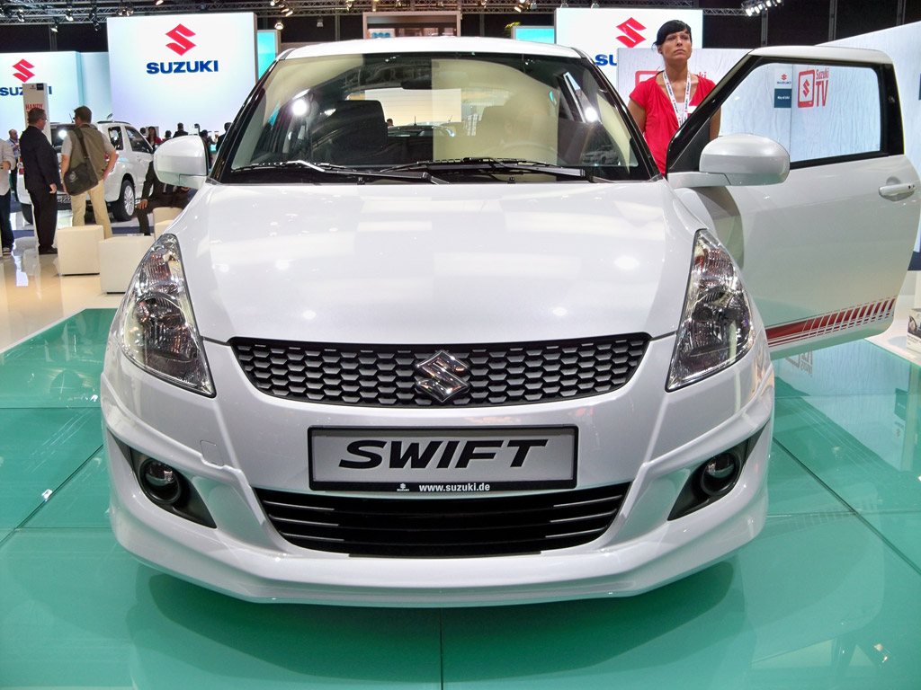 Suzuki swift sport sz r pictures auto express - New Special Edition Suzuki Swift Sz L Launched In The Uk Archive Houston Imports Com