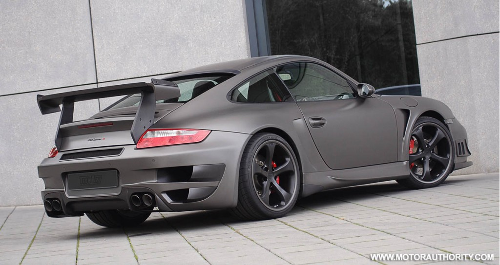 techart releases new gt street r package for the porsche 911 turbo. Black Bedroom Furniture Sets. Home Design Ideas