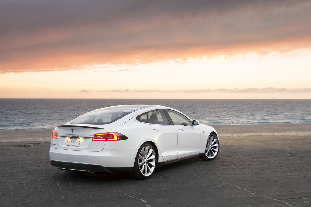 Buy A House (For $1.3 Million), Get A Tesla Model S (Lease)