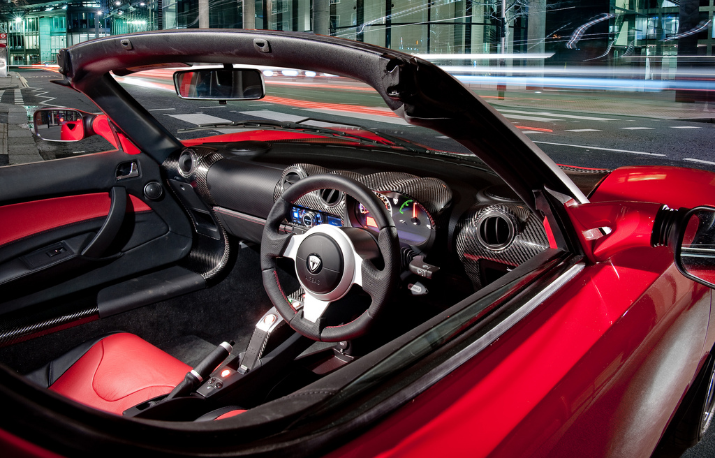 tesla launches right hand drive roadster. Black Bedroom Furniture Sets. Home Design Ideas