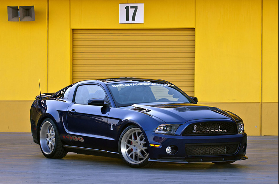 shelby showing 1000 hp mustang in new york. Black Bedroom Furniture Sets. Home Design Ideas