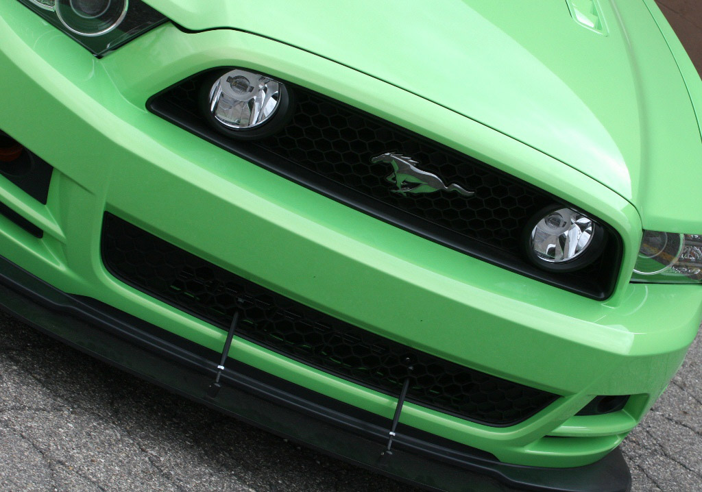 Ford Racing Builds A 2013 Mustang Project Car