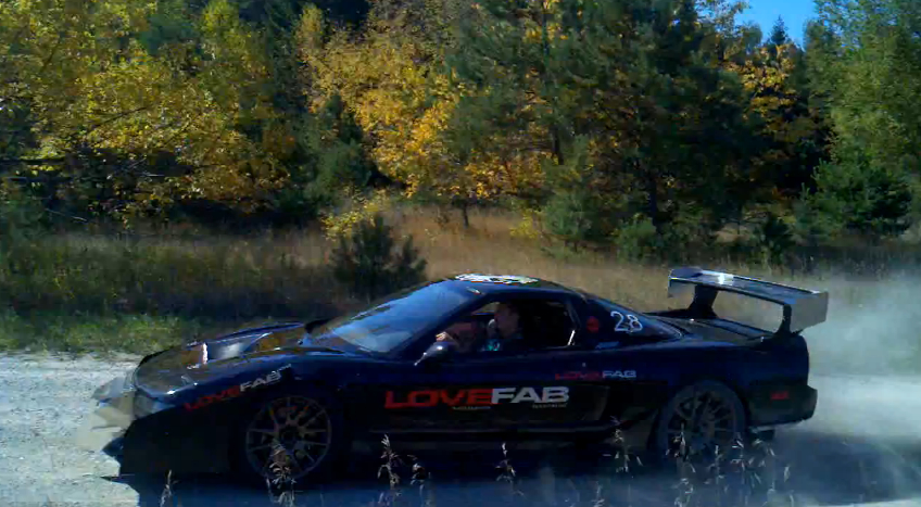 This Is What An 850 Hp Pikes Peak Hill Climb Nsx Looks