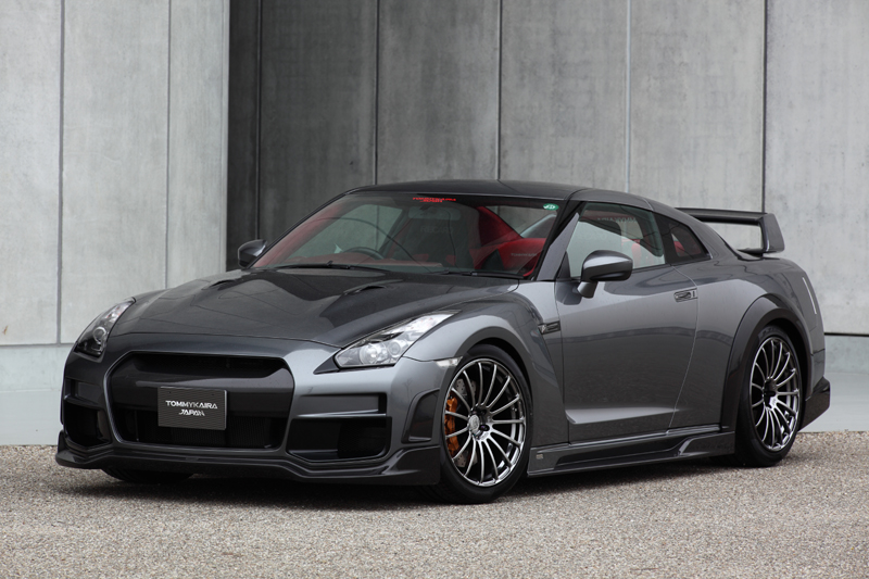 Tommy Kaira Edition Nissan Gt R