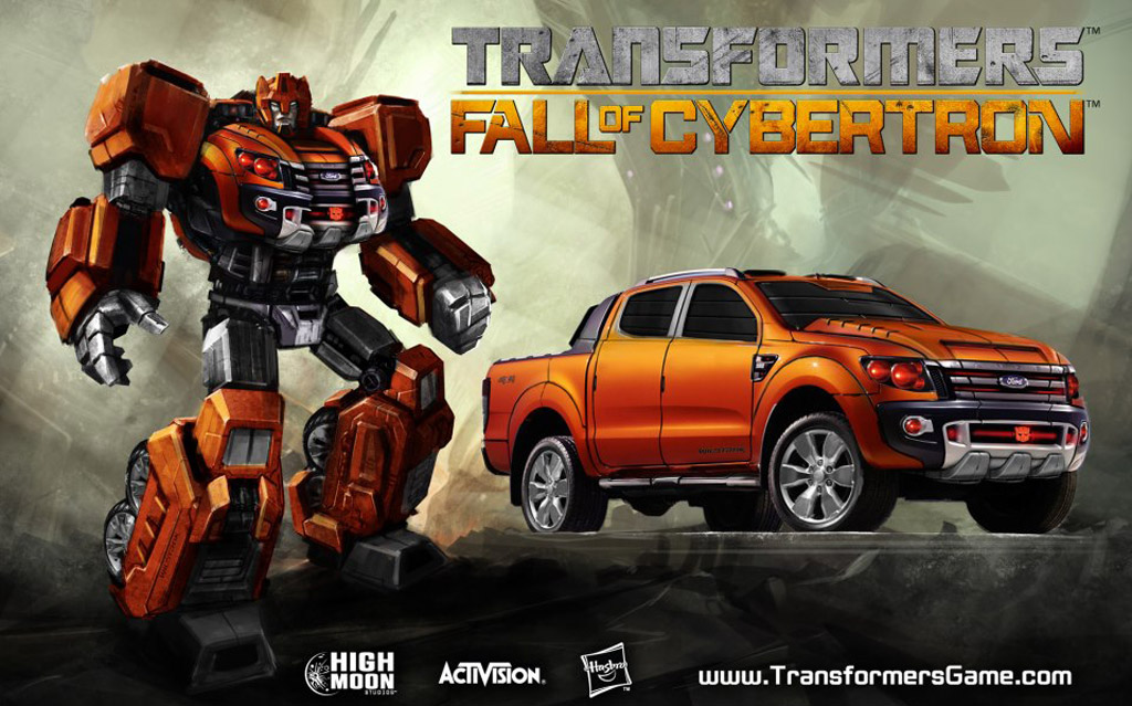 Ford S Latest Transformer Is Based On The Ranger Pickup