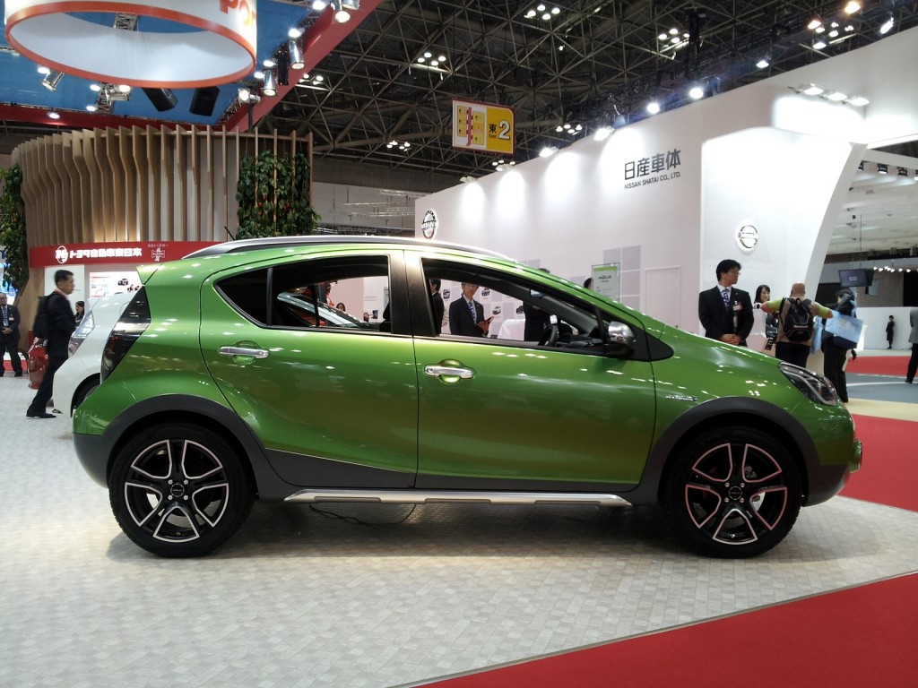 Toyota prius c concepts tokyo motor show photo gallery - Tokyo motor show 2014 ...